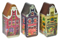 Tin houses | Amsterdam | ADAM/BU/01 | 185x72x72mm | min.72pc.