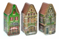 Tin houses | Amsterdam | ADAM/ST/01 | 185x72x72mm | min. 72 pc. |