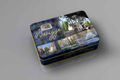 Small rectangular tins Brugge | BRG/BLM/02 | 142x102x36mm | min. 144 pc.