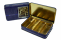 Big rectangular tins Brugge | BRG/BLR/12 | 192x127x40mm | min. 72 pc.