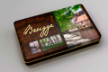 Big rectangular tins Brugge | BRG/L/015 | 242x152x35mm | min. 72 pc.