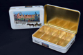 Big rectangular tins Brugge | BRG/WLR/06| 192x127x40mm | min. 72 pc.
