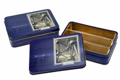 Small rectangular tins Brussels | BXL/BSR/08 | 142x102x36mm | min. 144 pc.