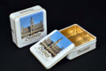 Small square tins Brussels | BXL/WSQ/01 | 105x105x43mm | min. 144 pc.