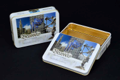 Small rectangular tins Brussels | BXL/WSR/02 | 142x102x36mm | min. 144 pc.